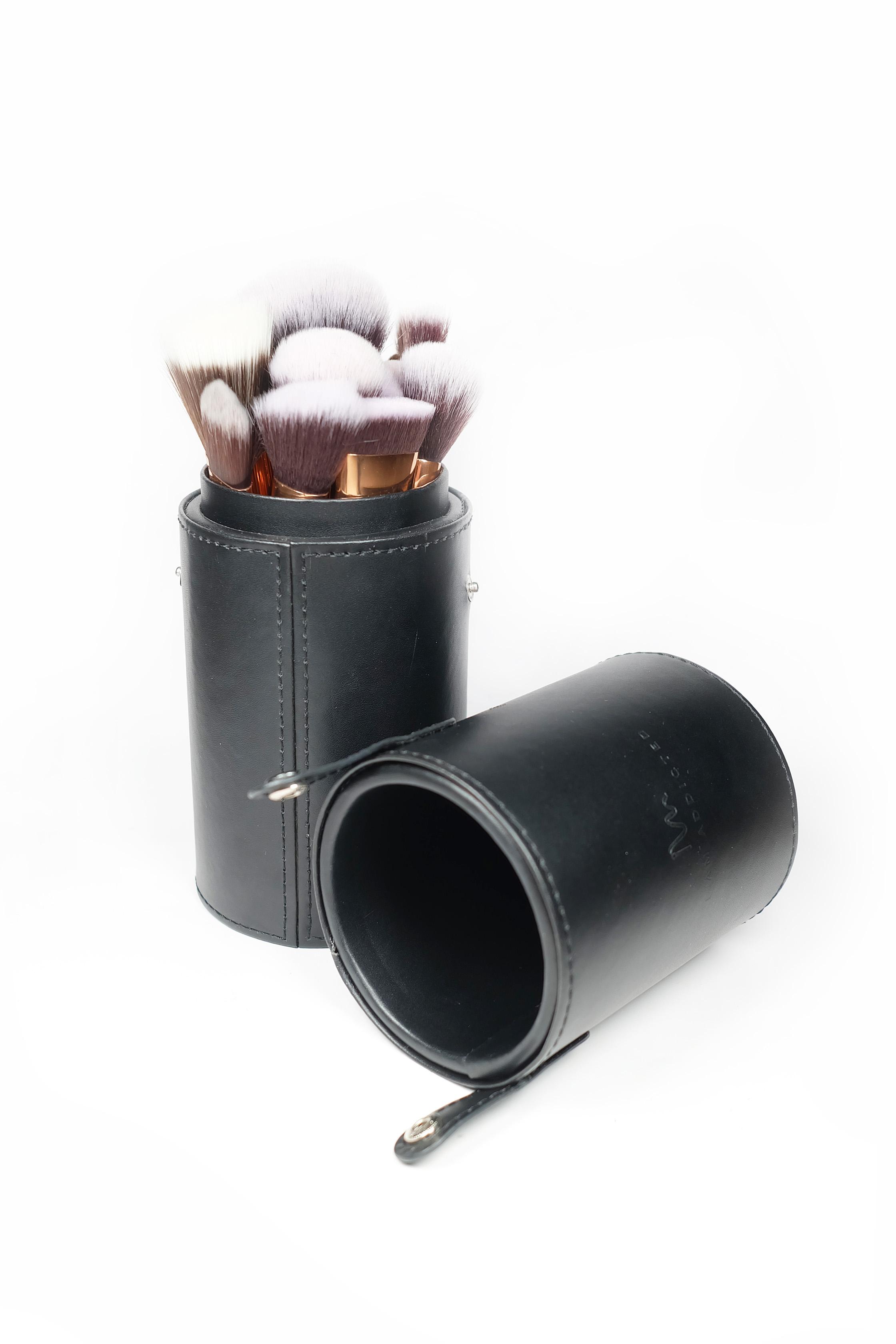 Leather Brush Tube
